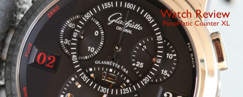 Glashutte Original PanoMatic Lunar XL