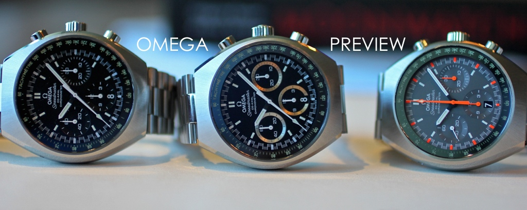 Previewing the Omega 2014 Novelties