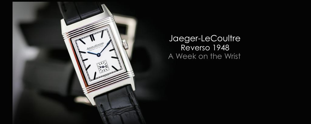 Jaeger-LeCoultre Reverso 1948, JLC Reverso 1948