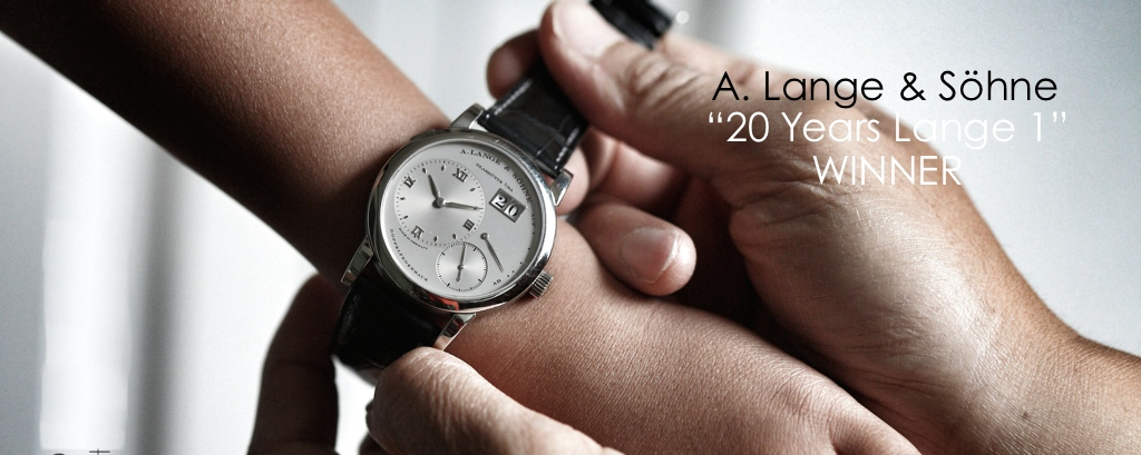 A. Lange & Söhne 20 Years Lange 1