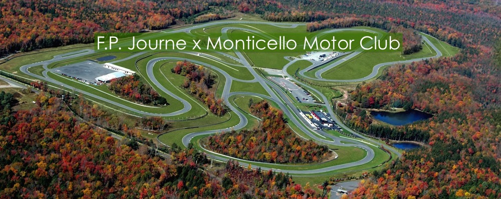 Journe at Monticello race track