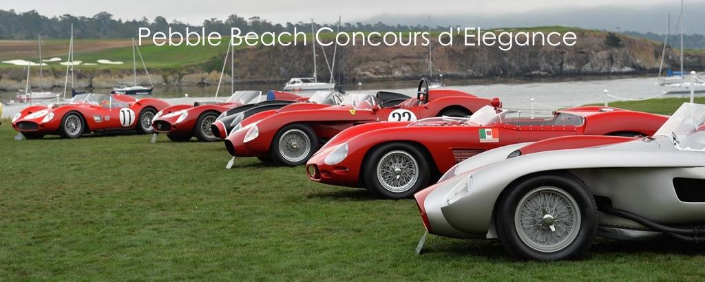 64th Pebble Beach Concours d'Elegance