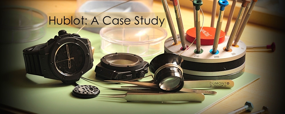 Hublot A Case Study