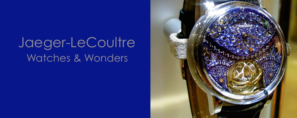 Jaeger-LeCoultre Hybris Mechanica Watches & Wonders