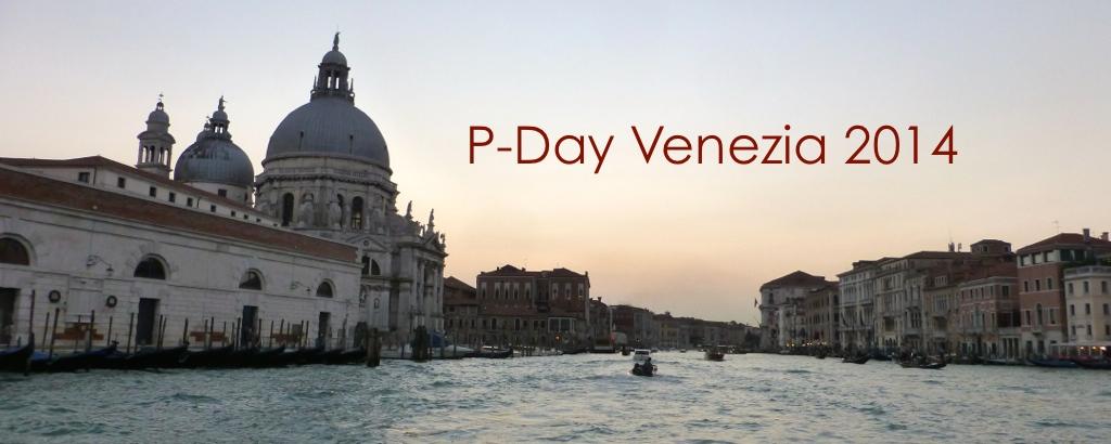P-Day Venezia 2014