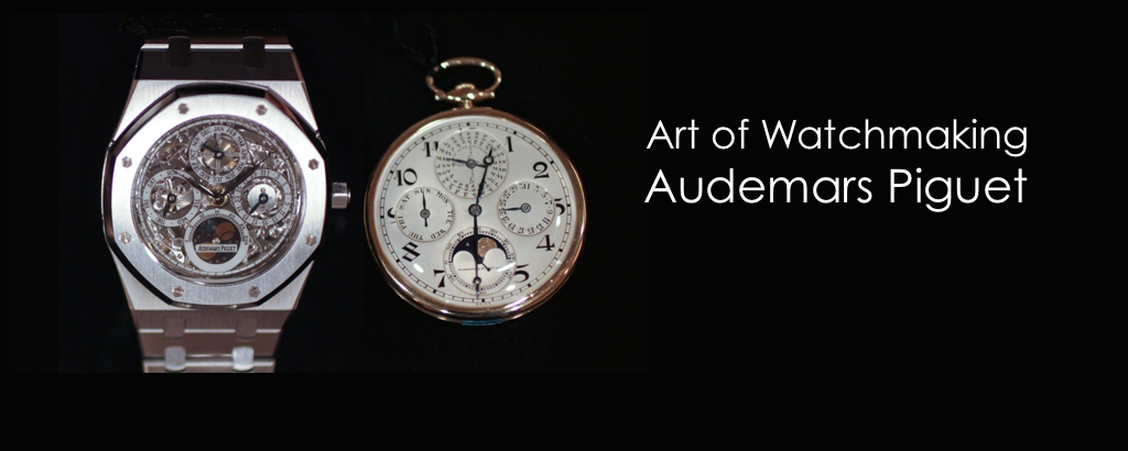 Audemars Piguet Art of Watchmaking Beverly Hills