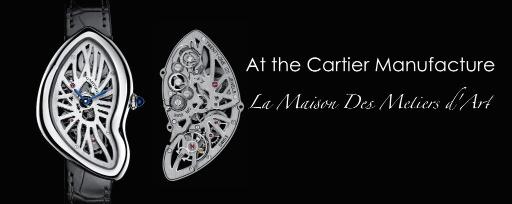 A Visit to Cartier and Three New Releases for 2015