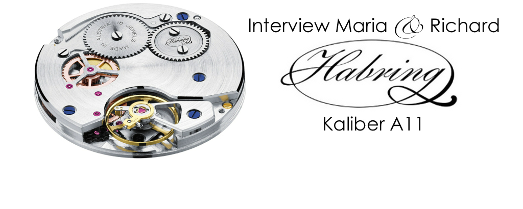 An interview of Habring² about their new Kaliber A11
