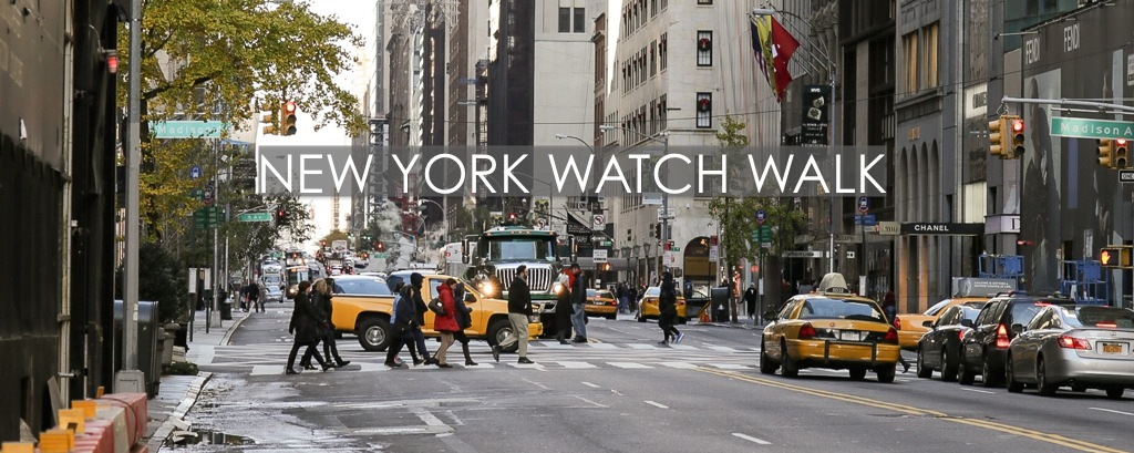 Watch Walk New York 2014