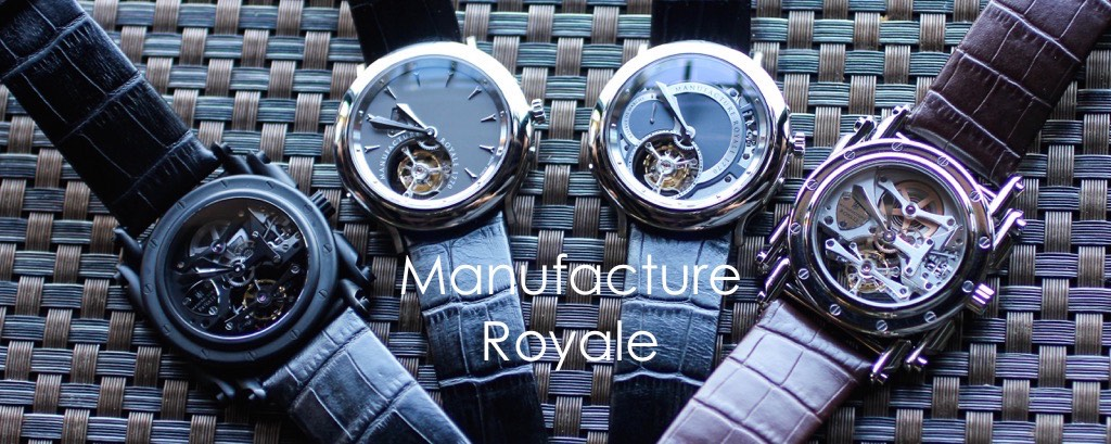 Manufacture Royale Androgyne & 1770 Flying Tourbillon