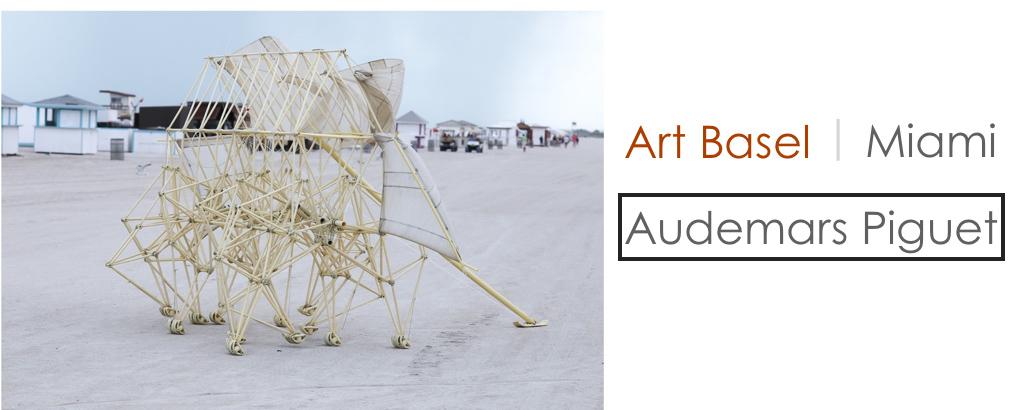 Strandbeest-Art-Basel-Audemars-Piguet