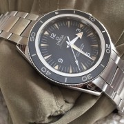 Review: Omega Seamaster 300 Master Co Axial by WATCHSK