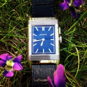 A month on the wrist: JLC Grande Reverso Ultra Thin Duoface Blue by PETER