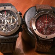 Hublot Magic Gold Ceramic: Better pictures
