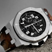 Audemars Piguet ROO Black Themes – the case is like a sculpture by JERRY