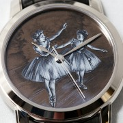 Two things that go well together: Vacheron Constantin & Ballet by ROBERT