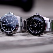 Photo Study: Omega Seamaster 300MC & Rolex Submariner 114060 by MICHAEL RAMSEY