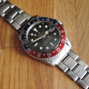 Got me an old Rolex 1675 by TONY AXELZON