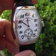 An owner's thoughts: Franck Muller 7 Day Vintage Power Reserve