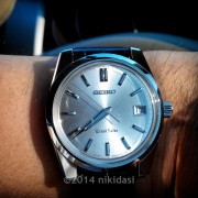 Grand Seiko SBGV009 cal. 9F82 first year accuracy report by INDERA