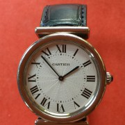 Rather unusual Cartier Vendome Biplan made in the 1990s by JAMES DOWLING