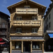 A Hublot surprise, Zermatt style! by TODD HARRELL