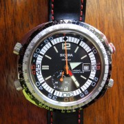 1970 Sicura Chrono and its Breitling connection