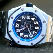 A few Saturday morning shots: Audemars Piguet ROO Scuba