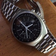 A bit of history: Omega Speedmaster Mark IV