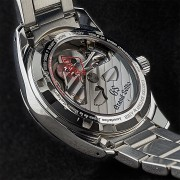Grand Seiko Spring Drive SBGA129 for AJHH movement shots