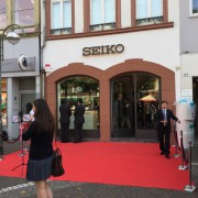 Seiko opens its largest European Boutique in Frankfurt [PART ONE] by ALEX BROWNLEE-STOKES