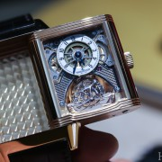 Just because – Jaeger-LeCoultre by HOWARD PARR