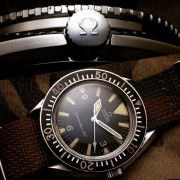 Omega Seamaster 300 Big Triangle ref. 165.024.  Hundreds are hunting for it!