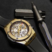 J-C Biver answers whether Hublot will make Magic Gold in the red gold color