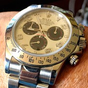 Will (rocco1109) joins as Co-Moderator of the Rolex Forum