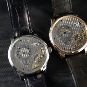 A Glashütte Original PanoMaticInverse photo report by KEVIN GOODMAN