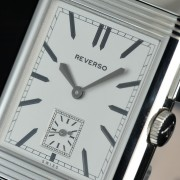 Gorgeous pics of the Jaeger-LeCoultre Reverso Ultra Thin Duoface by JERRIC