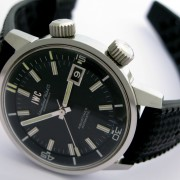 "Wearing my IWC Aquatimer 812/1812: ""the first Aquatimer"""
