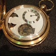 Handling the Breguet Classique Complications 1907 aka the $1M pocket watch