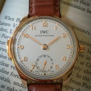 I've had my eye on the IWC Portuguese Minute Repeater IW544907 for years