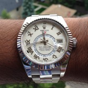 Here is my 2c worth on the topic of the Rolex Sky-Dweller annual calendar function