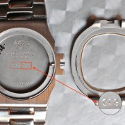 Patek Philippe Nautilus ref. 3700 – A secret revealed: matching serial numbers (Part 9)