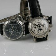 The second ultimate stealth watch: Patek Philippe 5004 perpetual rattrapante