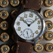 My first ever American made watch: RGM 801 Corps of Engineers by STEVE