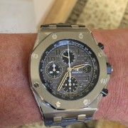 "The ""Elephant"" in the room: Audemars Piguet Royal Oak Offshore 42mm"
