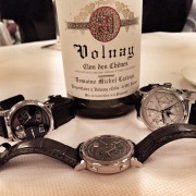 An evening at Daniel: Lange 1 Timezone, Lange 1 Tourbillon HWK & 1815 Rattrapante Perpetual