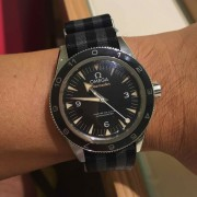 I saw it, I wore it: Spectre 007 Seamaster M300 Master Co-Axial