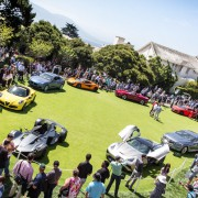 The Concept Lawn at the 2015 Pebble Beach Concours d'Elegance (+ Video) by JESSICA