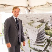 Rolex Breaks Ground on New Rolex Building in Dallas