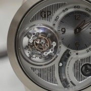 Sunday window shopping: Girard-Perregaux Tri-axial Tourbillon